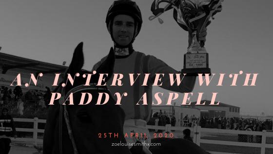 Paddy Aspell
